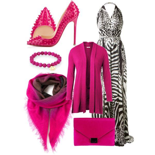 Shock me in Pink