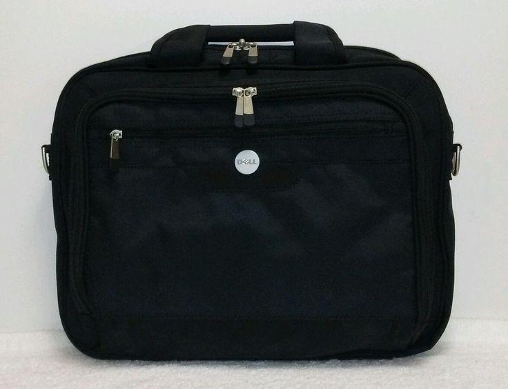 Dell Laptop Carry Case 15.4 Soft Shoulder Sleeve Strap Carry Bag Memory Foam #Dell