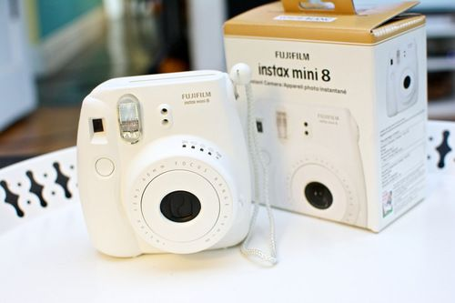 Instax Mini 8 Review