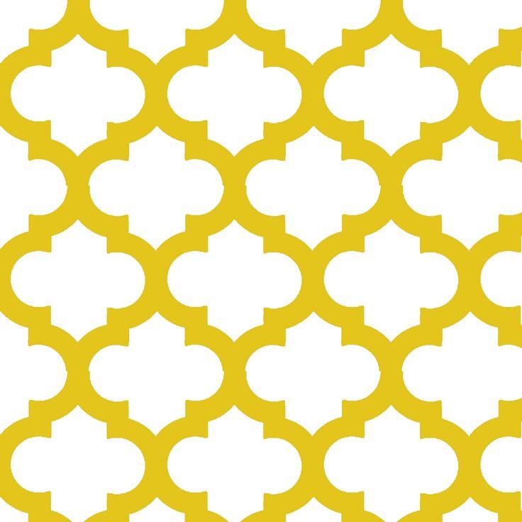 Mustard Design Wallpaper : Preppy pattern like this trellice