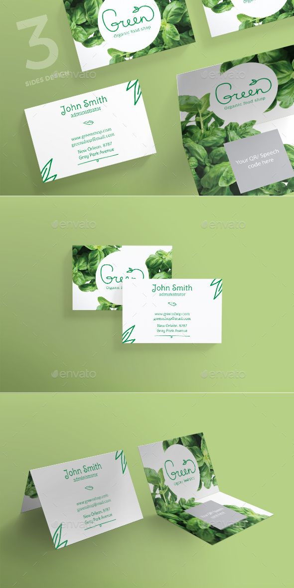 Organic Food Business Card Template Psd Vector Eps Business Card
