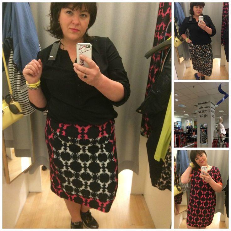 Anna Scholz, Brussel, grote maten mode, plus size shoppen, Inno