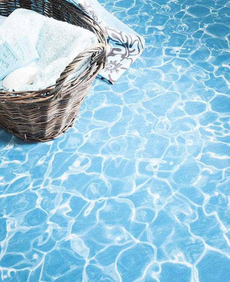 Simte-te ca la plajă, ori de câte ori ajungi acasă! Detalii produs ► http://bit.ly/PVC_Aqua_Diego