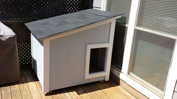 Dog house plans woodworking project posh dog dog pads pin 5 heart 1