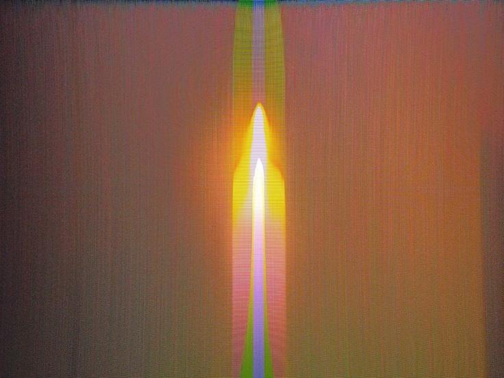 Single Candle  #nikon #deadcameraworks #glitch  #photo #photography #light #art #prints