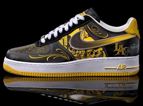 Most Expensive Nike Shoes Ever | 10. Nike Air Force I – $2,500. Love the look of these.