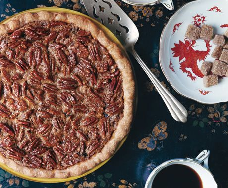 Old Fashioned Pecan Pie (made different with the addition of orange zest!)  All the reviews say the orange zest really makes it special!!!!