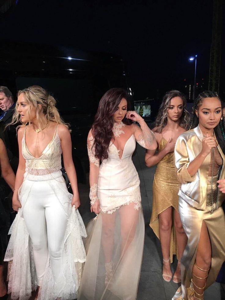 Little Mix Brits Awards 2016