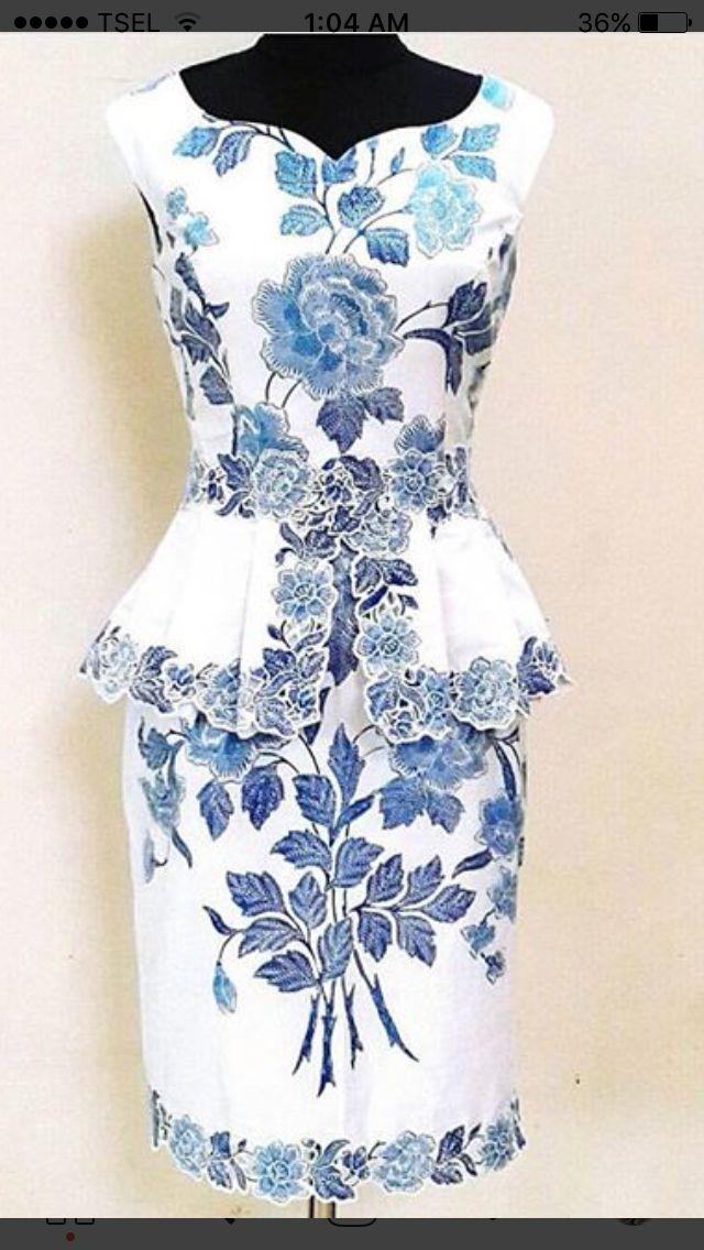 Gaun kembang