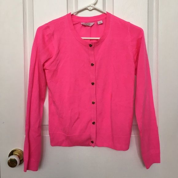 Pink baker cardigan Girls size XL baker cardigan. Never worn, great condition. Baker by Ted Baker Sweaters Cardigans