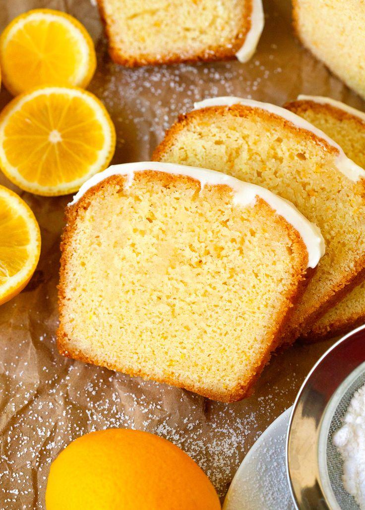 Glazed Lemon Poke Cake