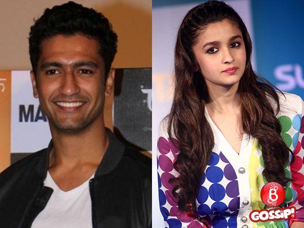 Vicky Kaushal to romance Alia Bhatt in Meghna Gulzar's next?