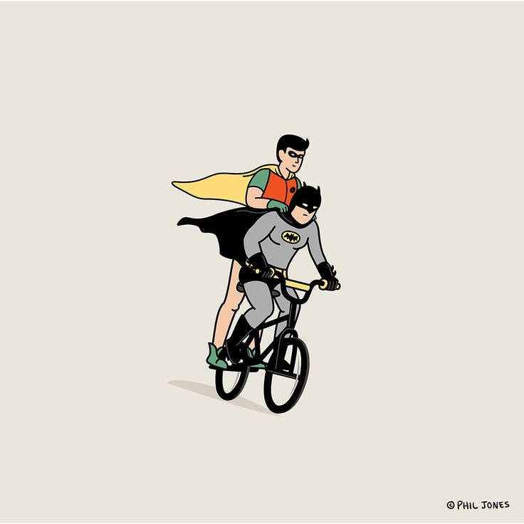 WHAM! POW! PEG RIDE! by Phil Jones