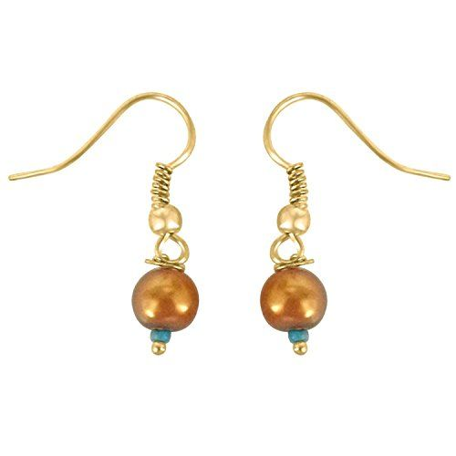 Round Shape Brown Imitation Shell Pearl & Gold Plated Han... https://www.amazon.ca/dp/B06XPGHYKD/ref=cm_sw_r_pi_dp_x_ac5YybMCCF5AS