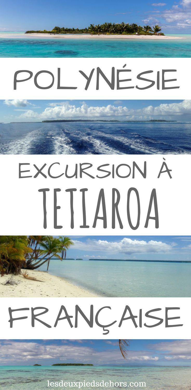 excursion à Tetiaroa
