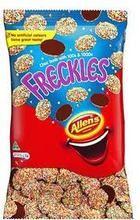 Allens freckles bulk chocolate lollies 1kg
