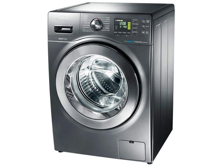 Lavadora Secadora Samsung WD106UHSAGD/ZS 10/6 Kg. | Paris $479.990