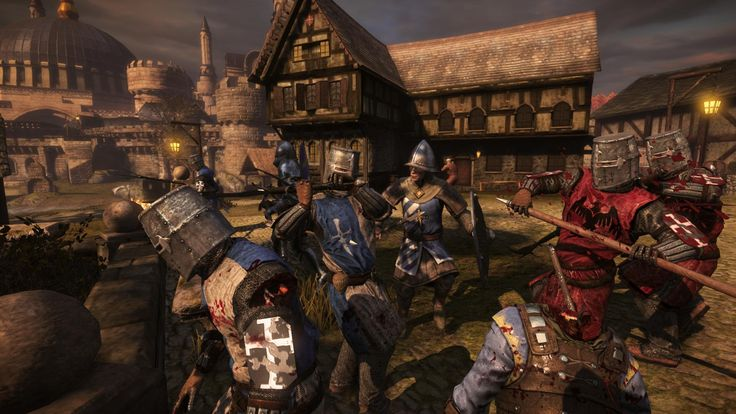 Chivalry: Medieval Warfare is available on PC through Steam for $24.99 ...
