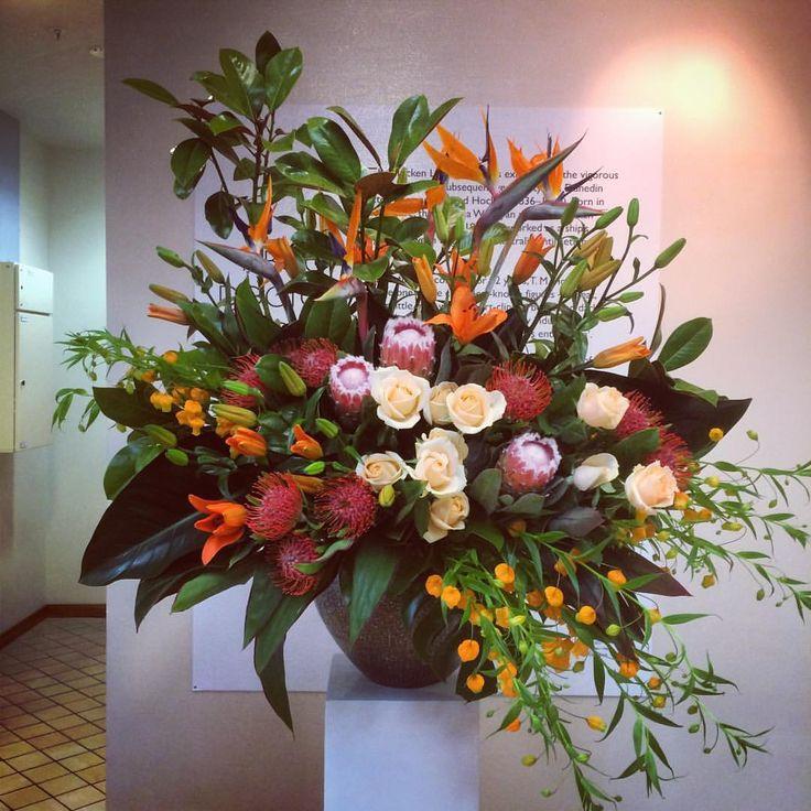 Hocken Gallery | Art | Estelle Flowers | Dunedin, NZ | www.estelleflowers.co.nz