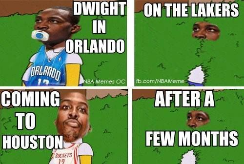 Dwight gets boo'ed in the Philippines as fans chant Kobe's name! - NBA Memes - http://weheartnyknicks.com/nba-funny-meme/dwight-gets-booed-in-the-philippines-as-fans-chant-kobes-name-nba-memes