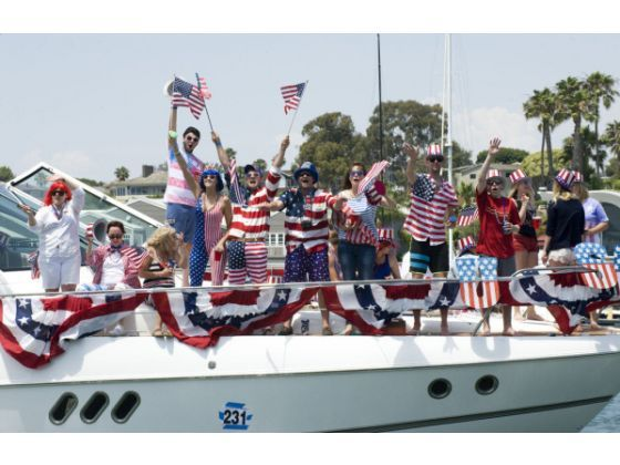fourth of july yacht club