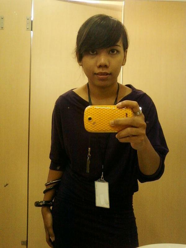 Purple..!