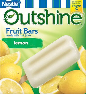 Outshine® Lemon Package