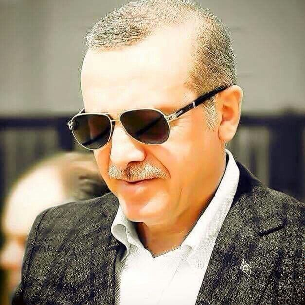 the world's leading.. he is name Recep Tayyip Erdoğan
