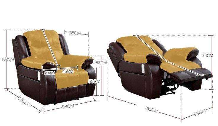 Механизм раскладывания кресла с откидной спинкой и выдвижной подставкой для ног