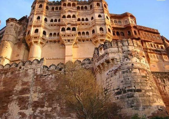 Place of great kings and warriors - Mehrangarh Fort Jodhpur