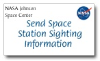 The International Space Station can be spotted from Columbia, MO during the following times from Oct. 24th - Nov. 8th: http://spaceflight.nasa.gov/realdata/sightings/cities/view.cgi?country=United_States&region=Missouri&city=Columbia