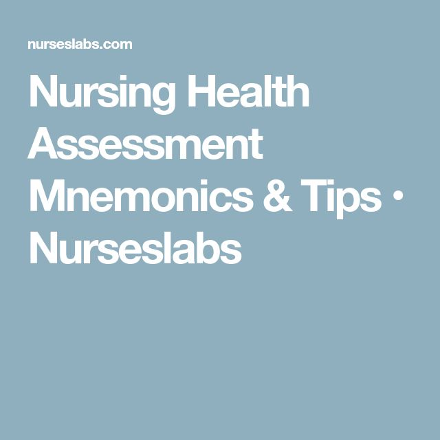Best  Health Assessment Nursing Ideas On   Paramedic