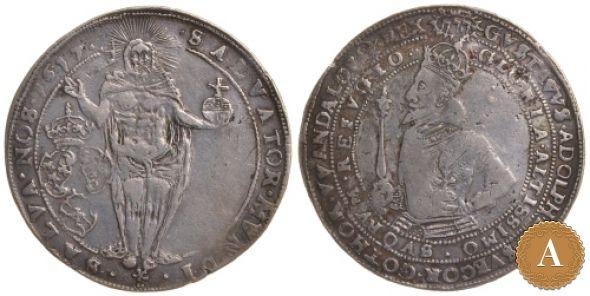 1 РИГСДАЛЕР  1617