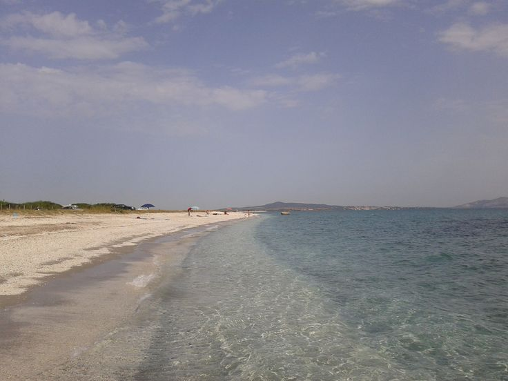 Ezzi Mannu beach, Stintino SARDEGNA, Italy