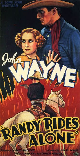 ART & ARTISTS: Western / Cowboy Film Posters - part 1