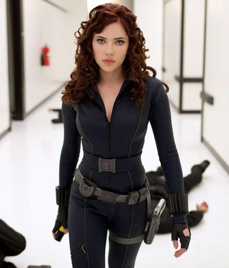 scarlett johansson hot | Scarlett Johansson magnifique dans Iron Man 2 - Maxipopcorn