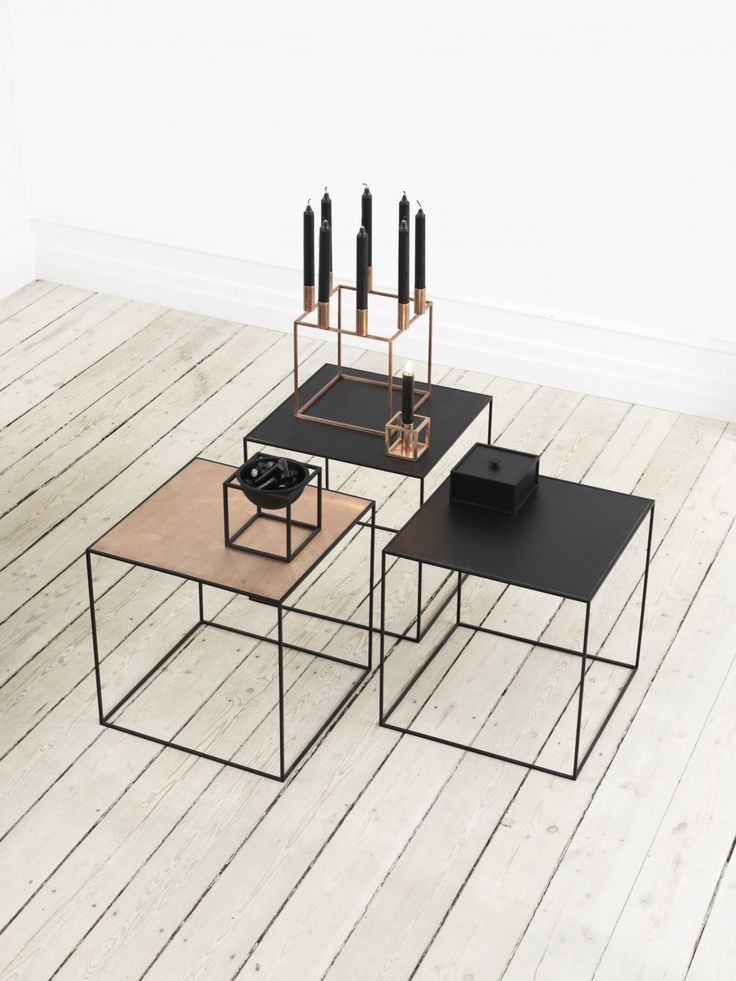 Twin Table (Vändbar skiva) | Olsson & Gerthel