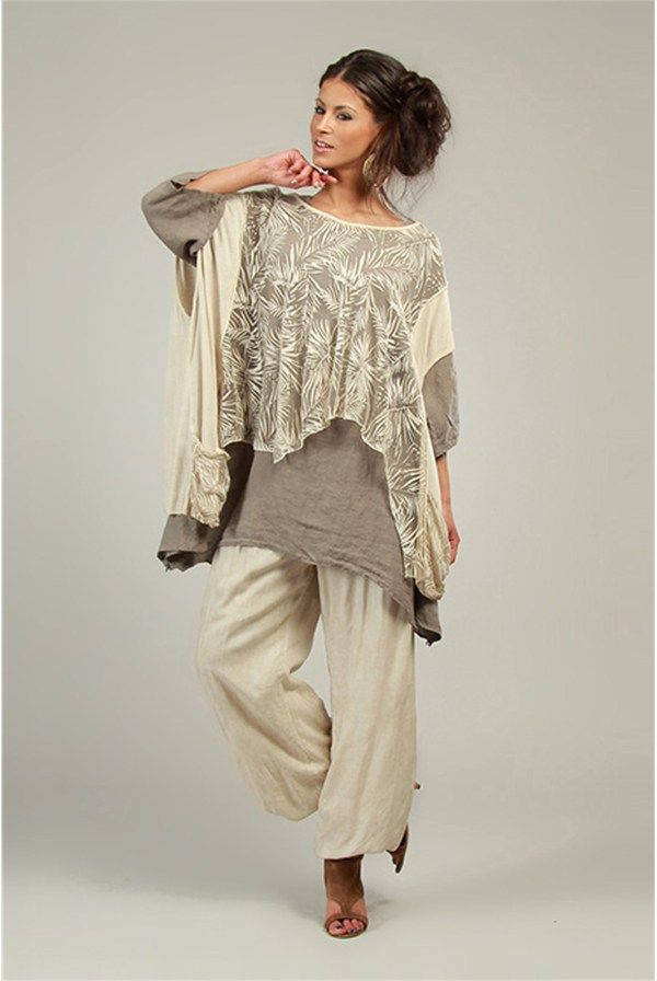 Asian style womans tops