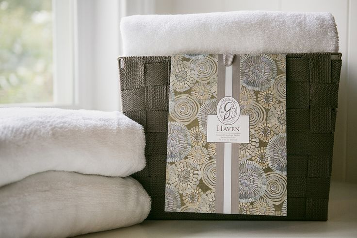 Use #23 - Towels smell fresher with a sachet stored nearby!