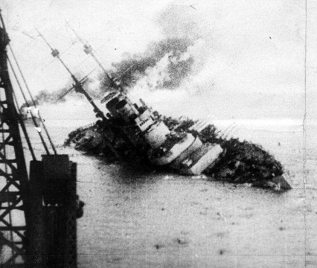 194 Best Images About Battle Of Jutland On Pinterest
