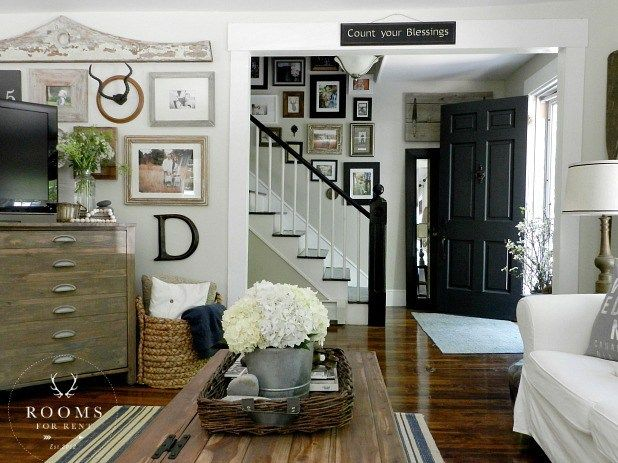 You know those people you see online that share the same taste in home decor as you? Well, one of those people for me is Bre from Rooms For Rent. Her style is cozy, farm house, amazingness. I wish …
