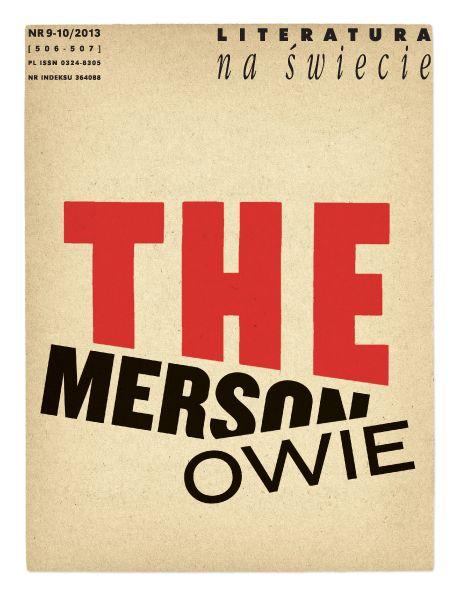 Themersonowie! Literatura na Świecie, 9-10/2013