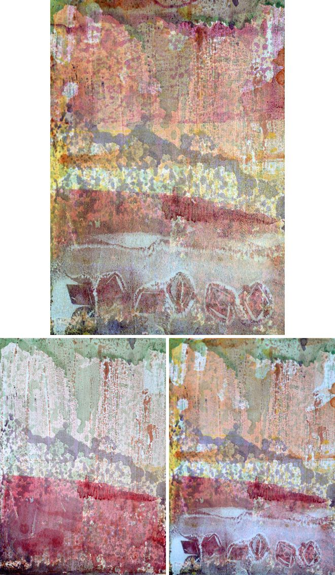 gorgeous muted colors Print 4 - Amanda Hayler