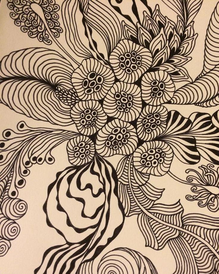 Я хочу рисовать какие невероятные вещи но получаются обычные цветочные композиции. Успокаивает только то что все это только наброски. #elislis #pencildrawing #art_we_inspire #topcreator #art #illustration #drawing #ink #artsharing #art_sportlight #arts_gallery #artist #artistsofinstagram #artwork #artistic_share #blackwork #blxckink #blackworkers #freehand #artoftheday #blackandwhite #tattoopins #blackworkers-submission #iblackwork #blackflashwork #zen #zentangle #tangle #abstract #doodling…