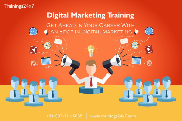 Digital Marketing is for those who find with in themselves a creative spark and passion for the internet.Trainings24x7 provide  Digital Marketing Course  2 course module(Basic&Advance) Affordable Fee Course Material EMI Option Live Project / Hands-on Practice Lab Access 6 Google Certifictaion