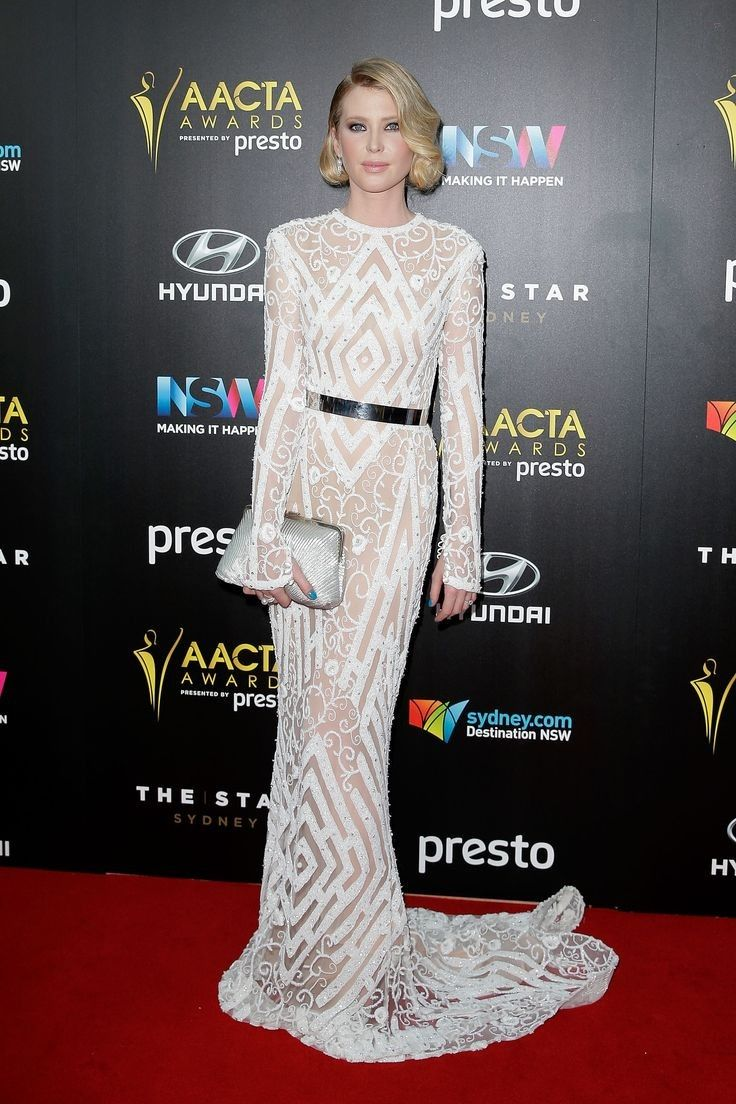 Emma Booth - Celebrity Fashion Trends