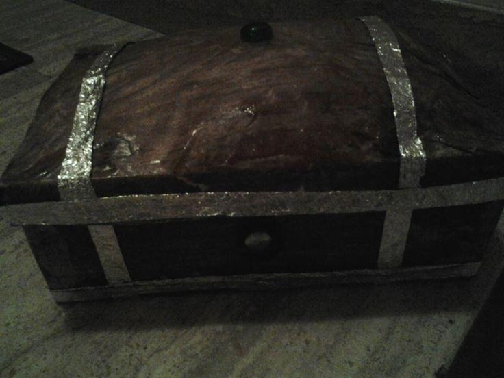 da scatola di scarpe a baule del tesoro