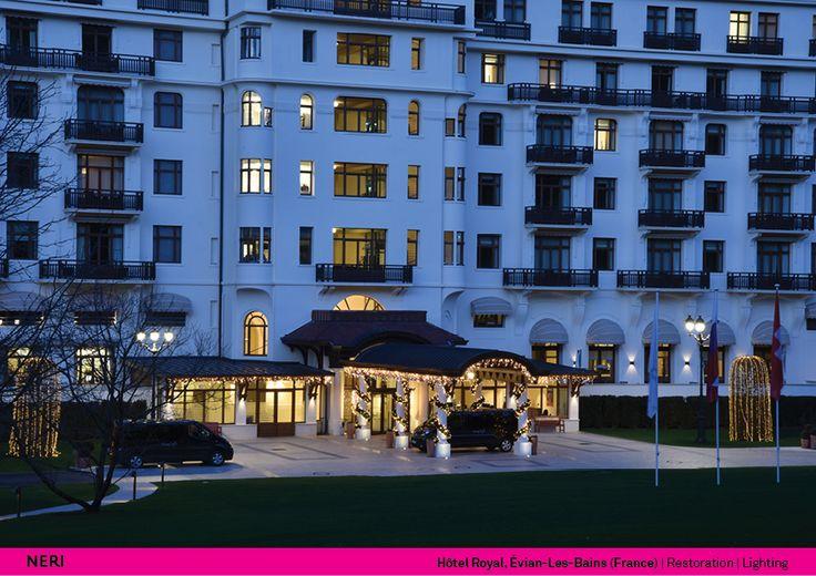 38 best vian les bains france images on pinterest - Hotel royal evian les bains ...