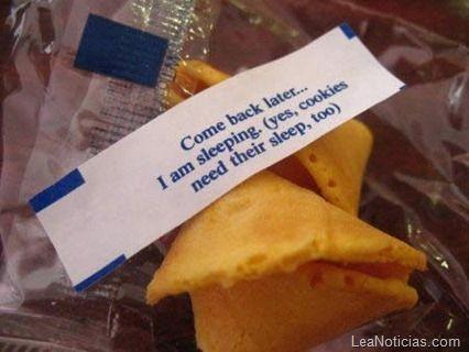 Los mensajes de galletas de la fortuna mas cómicos - http://www.leanoticias.com/2011/12/08/los-mensajes-de-galletas-de-la-fortuna-mas-cmicos/