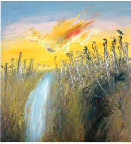 Love arthur boyd #painting #australia
